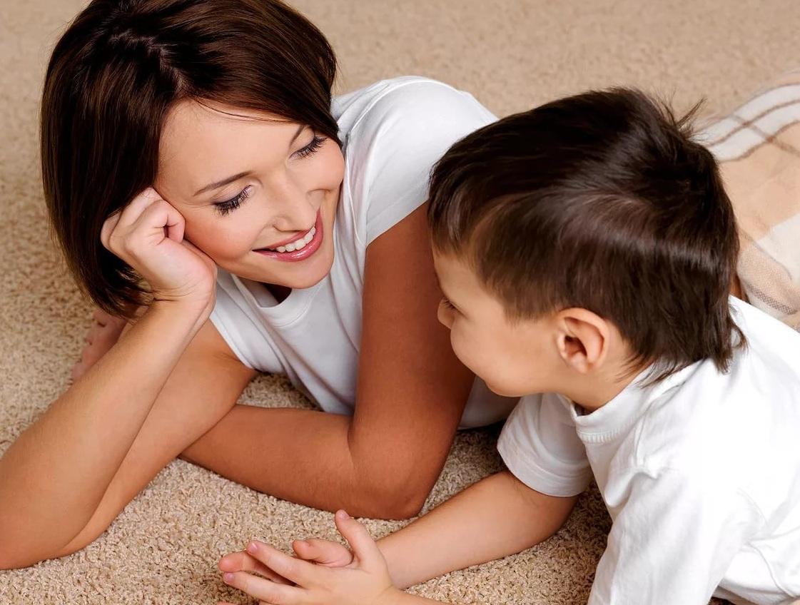 скрытая любовь мамы и сына
